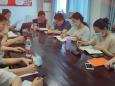 临床一支部开展《中国共产党组织工作条例》专题辅导